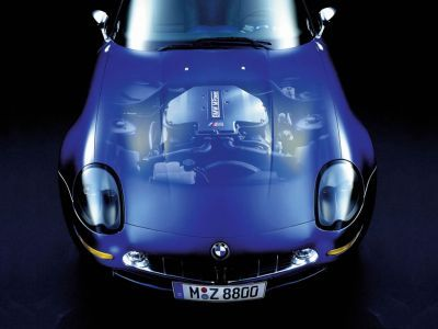 Обои для рабочего стола с BMW - БМВ bmw_z8_050.jpg - 1024x768