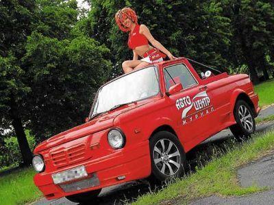 Тюнинг ЗАЗ, Запорожца, Таврии фото zaz_tuning_005.jpg - 640x480