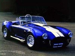 AC Cars Cobra 302 CRS фото