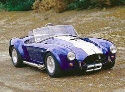 Cobra 427 MK III AC Cars фото