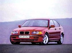 BMW 318i 1.8 (118hp)(E46) фото