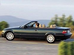 BMW 318i cabrio(E36) фото
