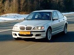BMW 318iA(E46) фото