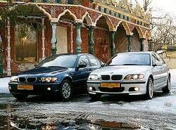 BMW 318d(E46) фото