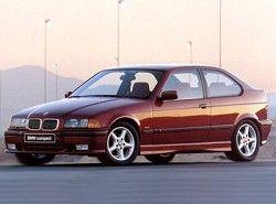 BMW 318ds compact(E36) фото