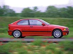 BMW 318i 1.9 compact(E36) фото