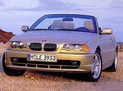 BMW 320Ci cabrio(E46) фото