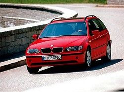 BMW 320i 2.0 touring(E46) фото