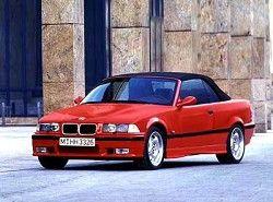 320i cabrio(E36) BMW фото