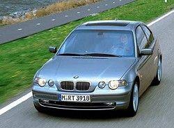BMW 320d compact (136hp)(E46) фото