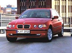 320d compact (150hp)(E46) BMW фото