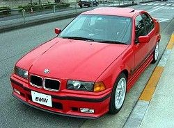 BMW 323i(E36) фото