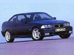 BMW 323i coupe(E36) фото
