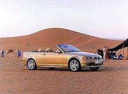 BMW 325Ci cabrio(E46) фото