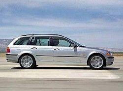 BMW 325iX touring(E46) фото