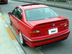 BMW 325ds(E36) фото