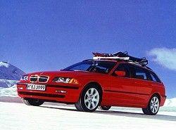 BMW 330d touring(E46) фото