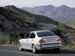 BMW 330dX(E46) фото