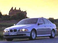 BMW 525i(E39) фото