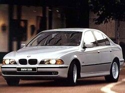 BMW 525d (115hp)(E39) фото