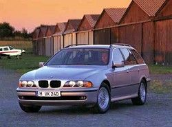 BMW 525d touring (163hp)  (E39) фото