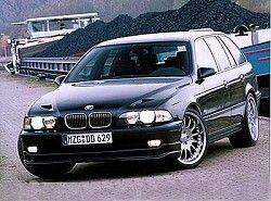 BMW 530td touring (184hp)(E39) фото