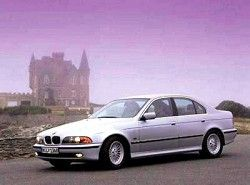 BMW 535i (245hp)(E39) фото