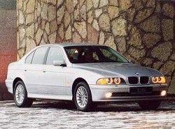 BMW 540i(E39) фото