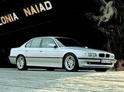 BMW 725tds(E38) фото