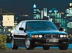 725tds(E38) BMW фото