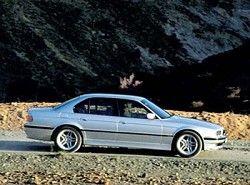 728i(E38) BMW фото
