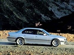 BMW 730i (213hp)(E38) фото