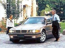 730i (213hp)(E38) BMW фото