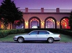 730iL (213hp)(E38) BMW фото