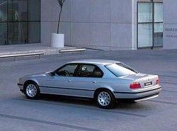BMW 730iL (218hp)(E38) фото