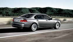 735i (272hp)(E65) BMW фото