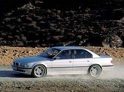 BMW 740i (4.4)(E38) фото