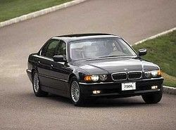 BMW 740iL (4.4)(E38) фото