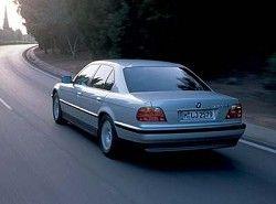 740iL (4.4)(E38) BMW фото