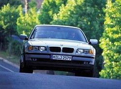 BMW 740d(E38) фото