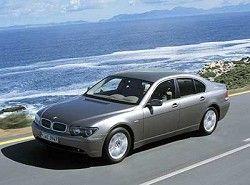 745i (E65) BMW фото