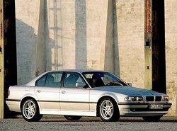 BMW 750i(E38) фото