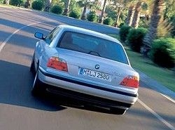 750i(E38) BMW фото
