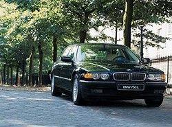 BMW 750iL(E38) фото