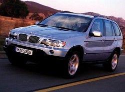 BMW X5 3.0(E53) фото