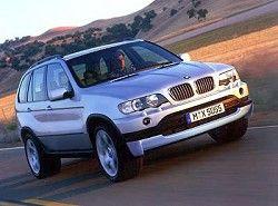 X5 3.0(E53) BMW фото