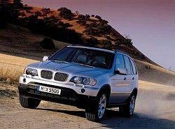 BMW X5 3.0tds(E53) фото