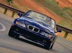 BMW Z3 1.8 roadster (115hp)(E36) фото