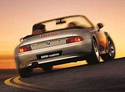 BMW Z3 1.9 roadster (118hp)  (E36) фото