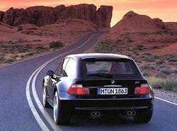 BMW Z3 2.8 coupe(E36) фото